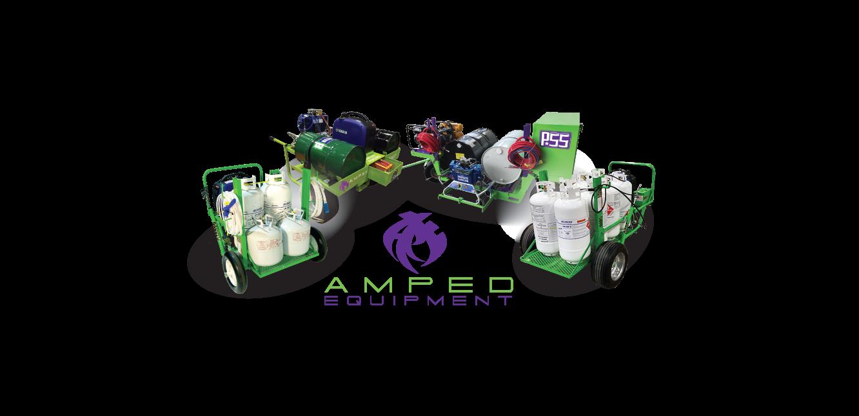 Amped Equipment